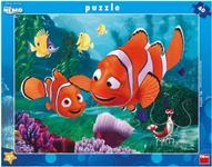 Puzzle Dino Toys, Aventurile lui Nemo, 40 piese