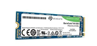 SSD Seagate BarraCuda 510, 512GB, PCI NVMe Express 3.0, M.2 2280