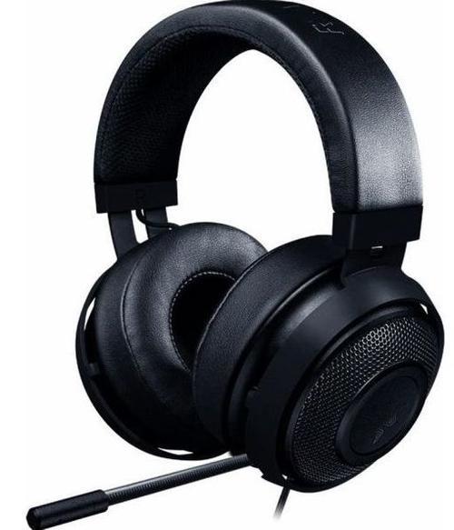 Casti Gaming Razer Kraken, Microfon (Negru)