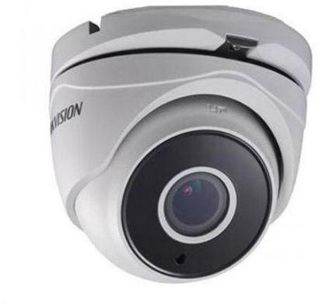 Camera supraveghere video HikVision DS-2CE56D8T-ITMF28, Dome, 2MP, CMOS, 1920 x 1080, IP67 (Alb/Negru)