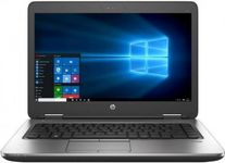 "Laptop HP ProBook 640 G2 (Procesor Intel® Core™ i5-6200U (3M Cache, up to 2.80 GHz), Skylake, 14"" FHD, 8GB, 256GB SSD, Intel® HD Graphics 520, FPR, Win10 Pro, Gri)"