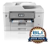 Multifunctional InkJet color Brother MFC-J6945DW, A3, 35 ppm, Duplex, ADF, Wi-Fi, Retea, USB (Alb/Gri)