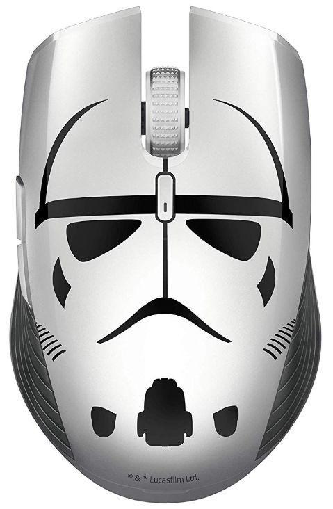 Mouse Gaming Razer Atheris Stormtrooper, Wireless, Optic, 7200 DPI (Alb)