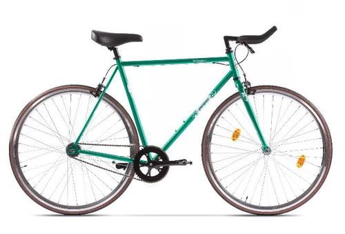 Bicicleta Pegas Clasic 2S Bullhorn, Cadru 23inch, Roti 28inch, 2 Viteze (Verde)