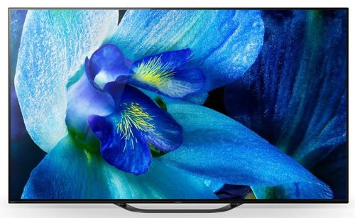 Televizor OLED Sony Bravia 139 cm (55inch) KD55AG8, Ultra HD 4k, Smart TV, WiFi, CI+