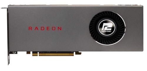 Placa video PowerColor Radeon RX 5700, 8GB, GDDR6, 256-bit