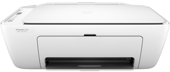 Multifunctional HP DeskJet 2620, Inkjet, A4, Wireless (Alb)