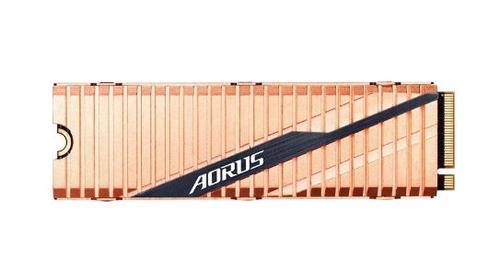 SSD GIGABYTE AORUS, 2TB, PCI Express 4.0 x4, M.2 2280