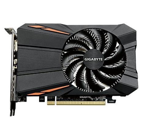 Placa video GIGABYTE Radeon RX 550 D5 Rev. 2.0, 2GB, GDDR5, 128-bit