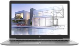 "Laptop HP ZBook 15u G5 (Procesor Intel® Core™ i7-8550U (8M Cache, 4.00 GHz), Kaby Lake R, 15.6"" FHD, 16GB, 512GB SSD, AMD Radeon Pro WX 3100 @2GB, Win10 Pro, Argintiu)"