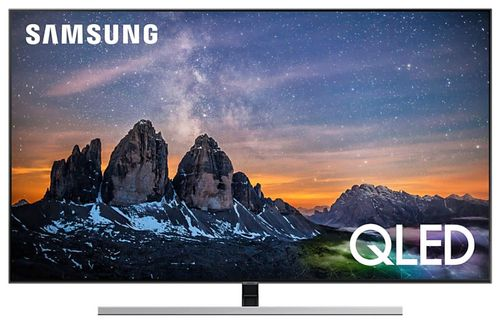 Televizor QLED Samsung 165 cm (65inch) QE65Q80RAT, Ultra HD 4K, Smart TV, WiFi, CI+
