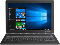 "Laptop 2in1 Lenovo YogaBook 2 C930 YB-J912F (Procesor Intel® Core™ i5-7Y54 (4M Cache, up to 3.20 GHz), Kaby Lake, 10.8"" QHD, Touch, 4GB, 256GB SSD, Intel® HD Graphics 615, FPR, Win10 Home, Gri)"