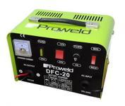 Redresor acumulatori ProWeld DFC-20, Monofozat, 230 V (Negru/Verde)