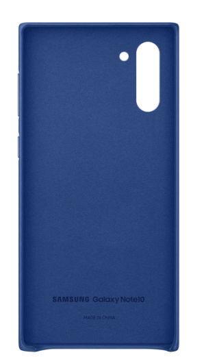 Protectie spate Samsung EF-VN970LLEGWW pentru Samsung Galaxy Note 10 (Albastru)