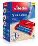 Matura electrica Vileda F1318V Quick & Clean