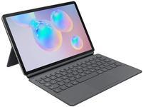 Protectie Book Cover cu tastatura Samsung EF-DT860UJEGWW pentru Samsung Galaxy Tab S6 T865 (Gri)
