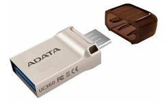 Stick USB A-DATA UC360, 16GB, USB 3.1, MicroUSB (Maro)