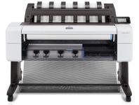 PLOTTER Cerneala HP DESIGNJET T1600DR 36-IN POSTSCRIPT PRINTER, A1, Retea