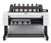 Plotter cerneala HP Designjet T1600 36-IN PRINTER, A1, Retea, 2400 x 1200 dpi