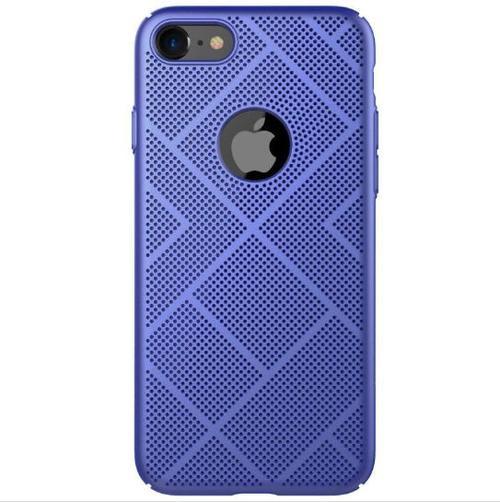 Protectie Spate Nillkin Air SNNM-BC-NK-AIR-APIP7 pentru Apple iPhone 7/8 (Albastru)
