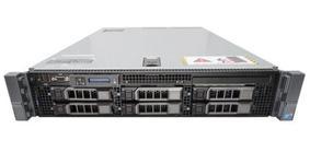 Server Refurbished Dell PowerEdge R710 2U (2 x Procesor Intel® Six Core Xeon® X5660 (12M Cache, 2.8 GHz), 48GB DDR3 ECC, 6 x 300 GB HDD SAS, Raid Controller SAS/SATA DELL Perc H700mini, iDRAC 6 Ent, 2 Surse Redundante, 2 Ani Garantie