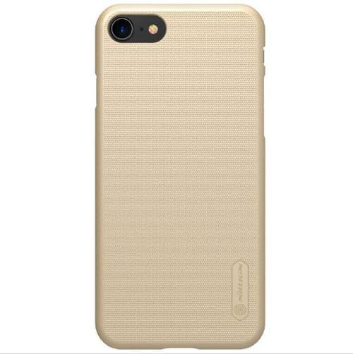 Protectie Spate Nillkin Frosted Shield SNNM-BC-NK-FS-APIP7 pentru Apple iPhone 7/8 (Auriu)