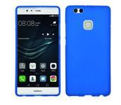 Protectie Spate Senno Pure Flex Slim Mate SNNM-BC-FS-TPUM-HUP9 pentru Huawei P9 (Albastru deschis)