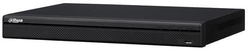 NVR Dahua NVR2108HS-8P-4KS2, 8 canale, 8MP, H.265, VGA, HDMI, RJ-45, 2x USB (Negru)