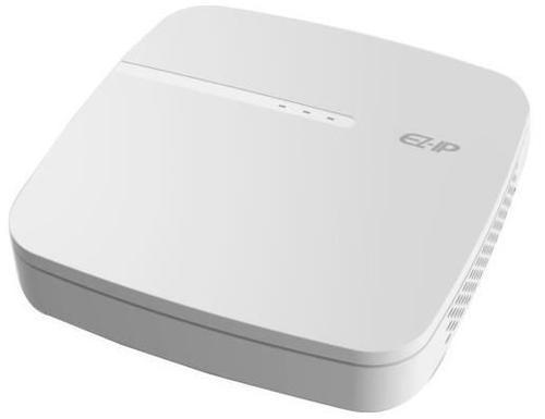 NVR Dahua NVR1B08, 8 canale, Max. 8MP,H.265+, RJ-45, HDMI, VGA, 2X USB (Alb)