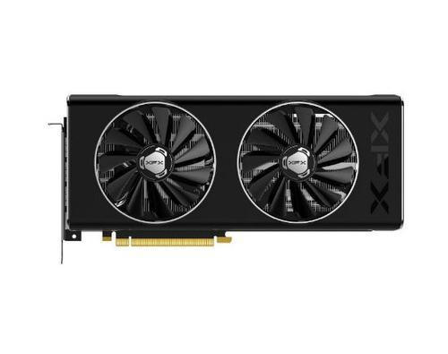 Placa video XFX Radeon RX 5700 XT THICC II, 8GB, GDDR6, 256-bit