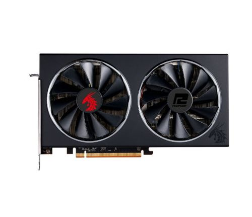Placa video PowerColor Radeon RX 5700 XT Red Dragon, 8GB, GDDR6, 256-bit