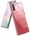 Protectie Spate Ringke Fusion RK047969 pentru Samsung Galaxy Note 10 (Transparent)
