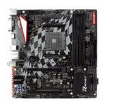 Placa de baza Biostar X470GTQ, AMD X470, AM4, mATX