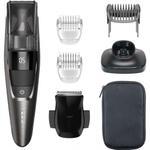 Aparat de tuns barba Philips Beardtrimmer Series 7000 BT7520/15, 20 trepte, Autonomie 100 min (Negru)