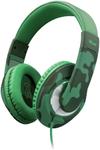 Casti Stereo Trust Sonin Kids 22203 (Verde)