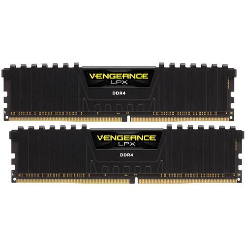 Memorii Corsair Vengeance LPX Black 16GB (2x8GB), DDR4, 3600MHz, CL18