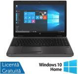 "Laptop Refurbished HP 6570b (Procesor Intel® Core™ i5-3210M (3M Cache, up to 3.10 GHz), Ivy Bridge, 15.6"" HD, 8GB, 240GB SSD, Intel® HD Graphics 4000, Win10 Home, Negru)"