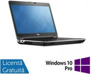 "Laptop Refurbished Dell Latitude E6440 (Procesor Intel® Core™ i5-4310M (3M Cache, up to 3.40 GHz), Haswell, 14"", 8GB, 240GB SSD, Intel® HD Graphics 4600, Win10 Pro, Negru)"