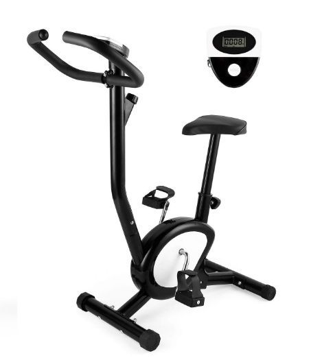 Bicicleta fitness mecanica TECHFIT BB370 imagine