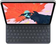 "Husa Book Cover cu tastatura Apple mu8g2lb/a pentru tableta iPad Pro 11"", Layout US (Negru)"