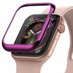 Rama ornamentala otel inoxidabil Ringke 8809659045125 pentru Apple Watch 4 42mm (Violet)