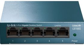 Switch TP-LINK LS105G, Gigabit, 5 Porturi