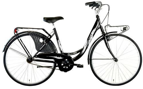 Bicicleta Good Bike Siviglia, Monoframe, Roti 26inch (Negru/Argintiu)