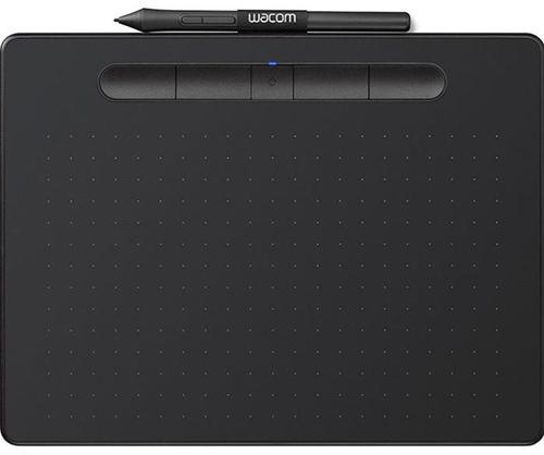 Tableta grafica Wacom Intuos S Bluetooth (Negru)