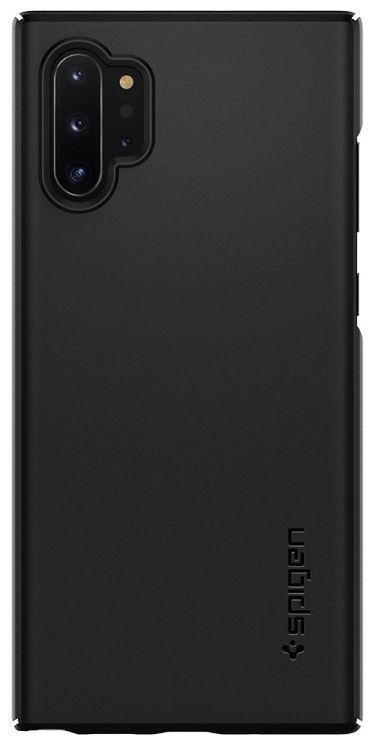 Protectie Spate Spigen Thin Fit 627CS27325 pentru Samsung Galaxy Note 10 Plus (Negru)