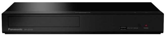 Blu-Ray Player Panasonic DP-UB150EG-K, UHD 4K HDR, HDR10+, Hi-Res Audio (Negru)