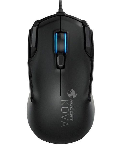Mouse Gaming Roccat Kova Aimo, 7000 DPI, Iluminare RGB (Negru)
