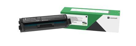 Toner Lexmark C3220K0, Return Program (Negru)