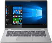 "Laptop 2in1 Lenovo IdeaPad C340 (Procesor Intel® Core™ i7-1065G7 (8M Cache, up to 3.90 GHz), Ice Lake, 15.6"" FHD, Touch, 8GB, 1TB SSD, Intel® Iris® Plus Graphics, FPR, Win10 Home, Argintiu)"