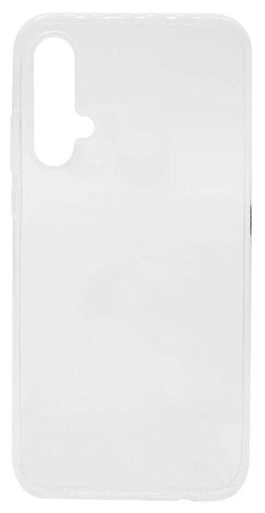 Protectie Spate Lemontti LEMHS5TTR pentru Huawei Nova 5T (Transparent)